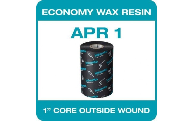 80mm x 300M Wax Resin (T74465IO)