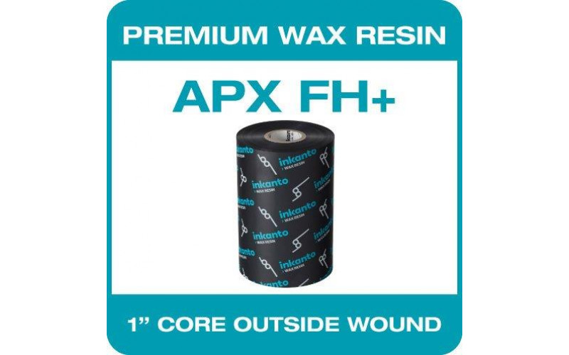 80mm x 300M Premium Wax Resin (T55606IO)