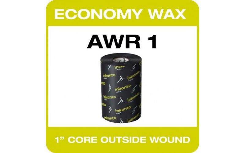 110mm x 450M Economy Wax (T63712QG)