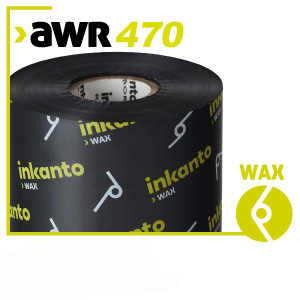 Inkanto AWR470 Thermal Tranfer Ribbon
