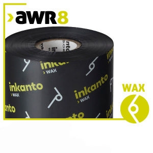 Inkanto AWR8 Thermal Tranfer Ribbon