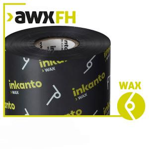 Inkanto AWX-FH Wax Thermal Ribbon